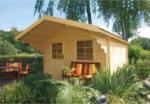 Gartenhaus Blockbohlen »AMMERSEE 1« 44 mm, 355x449 cm