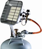 Rowi Gas-Heizstrahler »GS 4600 Watt«