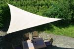 GO-DE Sonnensegel »Natur« 3 m