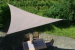 GO-DE Sonnensegel »Taupe« 3,6 m