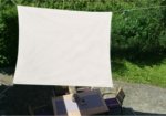 GO-DE Sonnensegel »Natur« Quadratisch 3,6 m