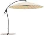 Schneider Schirme Sonnenschirm »LOTUS« natur