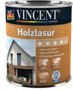 Vincent Holzlasur palisander 750 ml