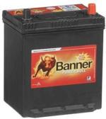 Banner Power Bull Autobatterie, P4025, 40 Ah, 330 A