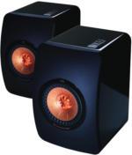 LS50 Limited Edition Klein-/Regallautsprecher frosted black