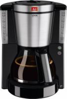 1011-06 Look IV DeLuxe Kaffeeautomat schwarz