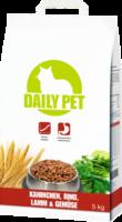 Daily Pet Trockenfutter »Kaninchen, Rind, Lamm, Gemüse«, 5 kg