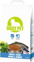 Daily Pet Trockenfutter »Forelle, Lachs, Hering & Gemüse«, 5 kg