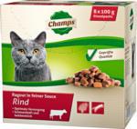 Champs Katzenfutter »Rind«, 8x100 g