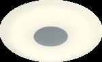 Wofi LED Deckenleuchte »SILA« 1flg. 72 Watt, Ø 60 cm