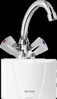 Untertischgerät »M3/SNM«, 3,5 kW mit Zweigriffarmatur