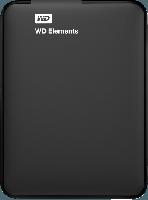 Externe Festplatten - WD Elements™, Externe Festplatte, 2 TB, 2.5 Zoll