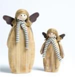 kleiner Engel mit Schal