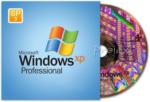 Windows XP Professional SP3 Englisch Betriebssystem Refurbished