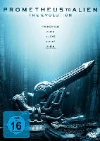 Prometheus to Alien - The Evolution [DVD]