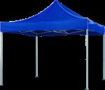 Schneider Schirme Pavillon »SAFARI« blau