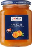 Lækker Fruchtaufstrich Aprikose