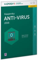 Kaspersky Anti-Virus 2016 Upgrade 1 Jahr, 1 PC
