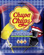 Chupa Chups Zungenmaler 120g, 10 Stück