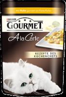 Gourmet A la Carte mit Huhn 85g