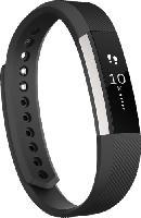 Fitnesstracker - Fitbit ALTA Gr. L (17-20.5 cm), Fitness Armband, L, Schwarz