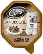 Cesar Landküche mit Pute & Rind in köstlicher Sauce 150g