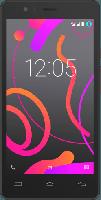 BQ - Smartphones - BQ Aquaris E5s 16 GB Schwarz Dual SIM