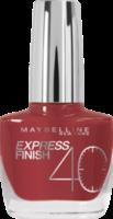 Nagellack Express Finish Nailpolish cherry 505