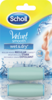 Velvet Smooth Pedi NF Wet & Dry