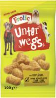 Snack für Hunde, Unterwegs mit Geflügel