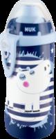 Flasche Flexi Cup Soft-Trinkhalmbecher Nilpferd 300ml, ab 1 Jahr