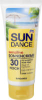 Sonnencreme sensitive LSF 30