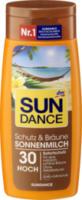 Sonnenmilch Schutz+Bräune LSF30