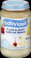 Frucht & Quark Apfel mit Banane ab dem 10. Monat