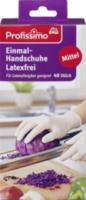 Einmal-Handschuhe latexfrei
