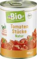 Tomaten Stücke natur