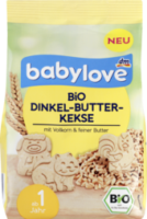 Bio Dinkel-Butter-Kekse ab 1 Jahr