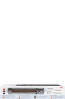 Wickeltisch-Heizstrahler mit Abschaltautomatik