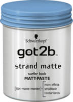 Matt-Paste strand matte