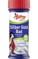 Silber Gold Bad