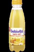 Saft 100% Bananen-Früchte-Saft nach dem 4. Monat
