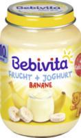 Frucht & Joghurt Banane ab 10. Monat
