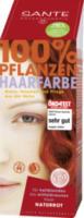 Pflanzen-Haarfarbe Naturrot