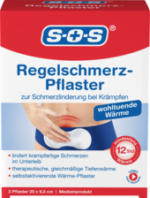Regelschmerz-Pflaster