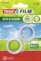 Klebefilm Eco & Clear Nachfüllpack 15 mm breit