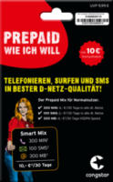 "Prepaid-Starterpaket congstar ""Smart-Mix"""