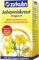 Johanniskraut Dragees