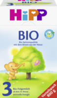 Folgemilch 3 Bio ab dem 10. Monat