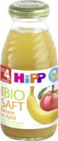 Saft 100% Bio-Saft Banane in Apfel nach dem 4. Monat