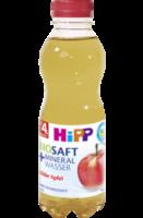 Bio-Saft & Mineralwasser Milder Apfel still nach dem 4. Monat